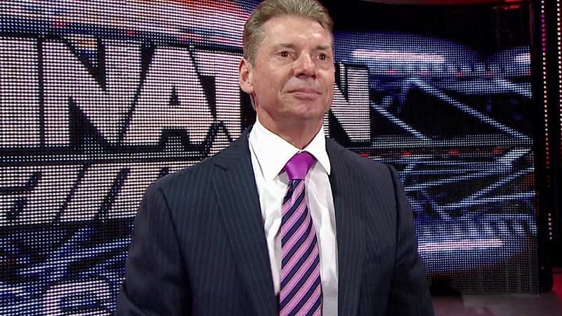 Vince McMahon has bought several wrestling companies, including ECW and WCW