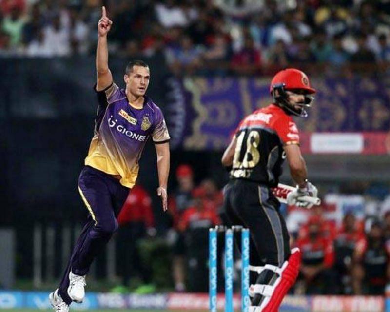 KKR vs RCB - IPL 2017