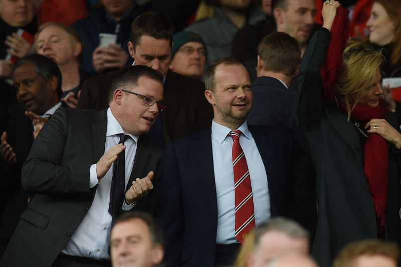 Manchester United CEO Ed Woodward is a supporter of the European Super League