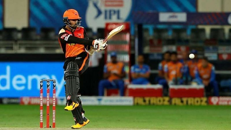Wriddhiman Saha stood out for the Sunrisers Hyderabad in the last few matches of IPL 2020