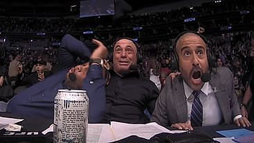 DC, Joe Rogan, and Jon Anik