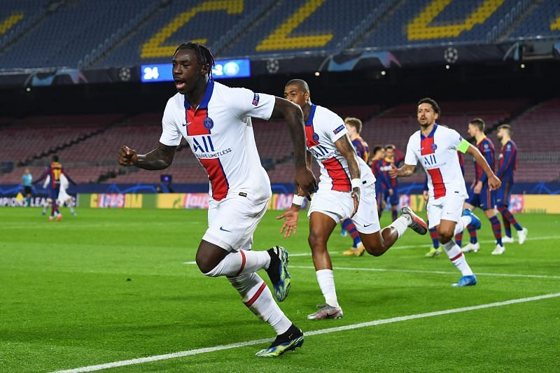 Paris St. Germain can move into pole position to retain their Ligue 1 title with a win over Lille this weekend