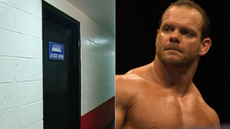 Chris Benoit did not want The Miz to change in the locker room