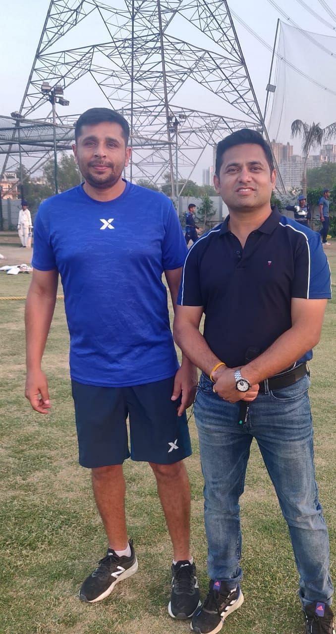 Gurgaon Cricket