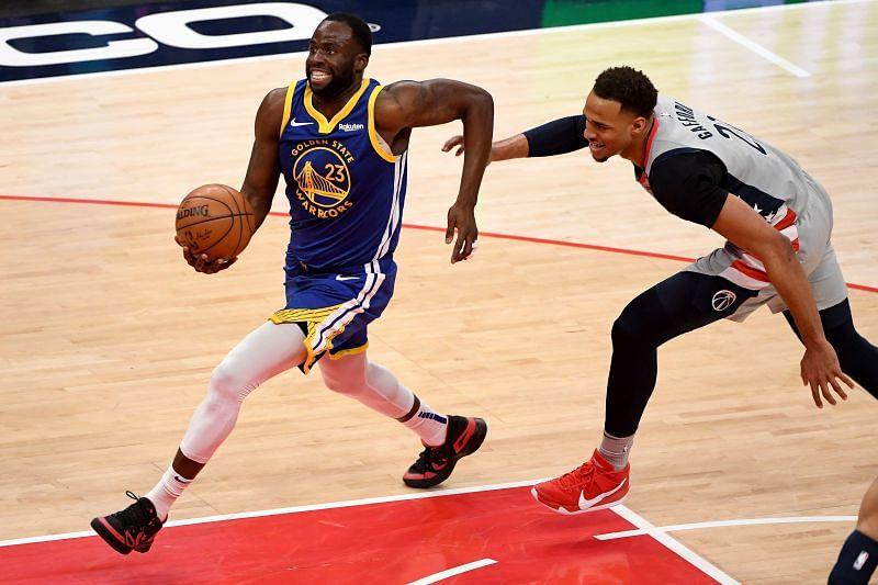 Golden State Warriors defensive leader Draymond Green