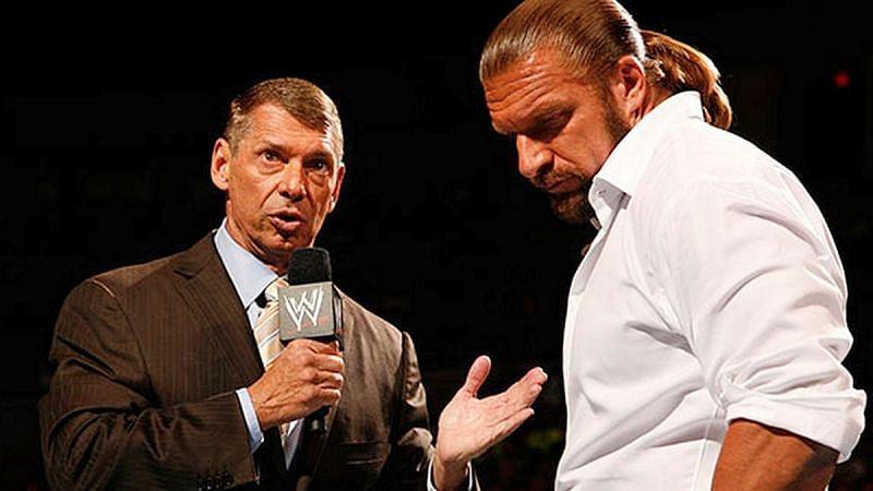 Vince McMahon is Triple H