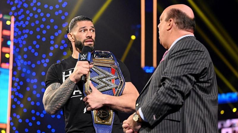 Roman Reigns and Paul Heyman have been a dynamic duo together in WWE