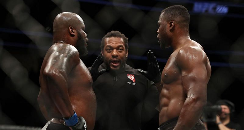 Francis Ngannou is likely to defend his heavyweight title against Derrick Lewis later this year