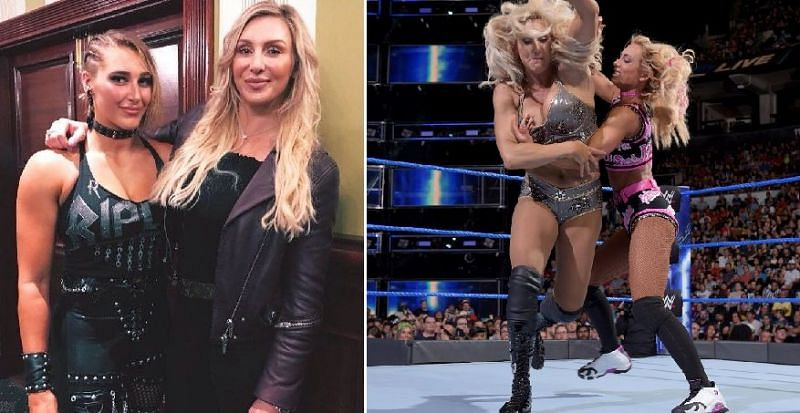 There are several ways that WWE could still include Charlotte Flair at WrestleMania 37