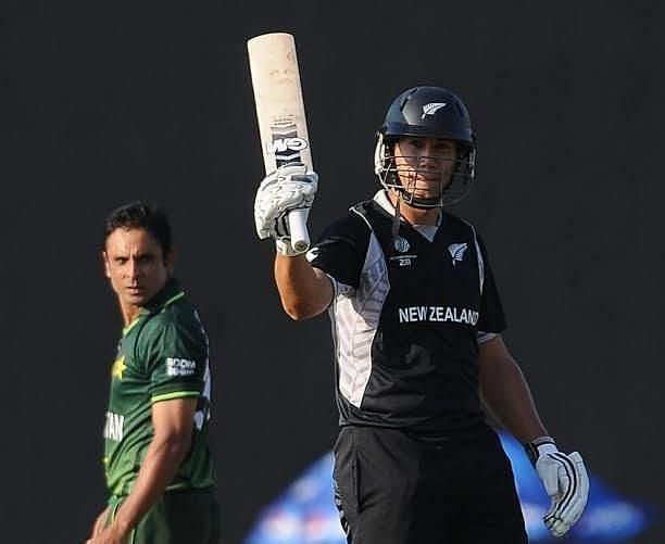 Ross Taylor put the Pakistan bowlers to the sword in the 2011 World Cup