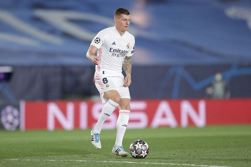 Real Madrid will be boosted by Kroos