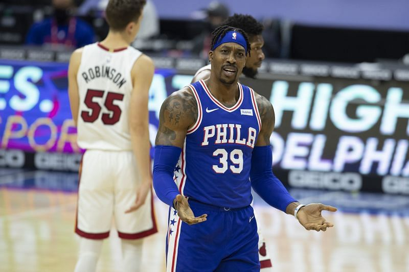 Miami Heat v Philadelphia 76ers.