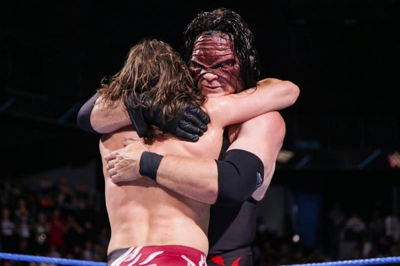 Kane and Daniel Bryan were brilliant together