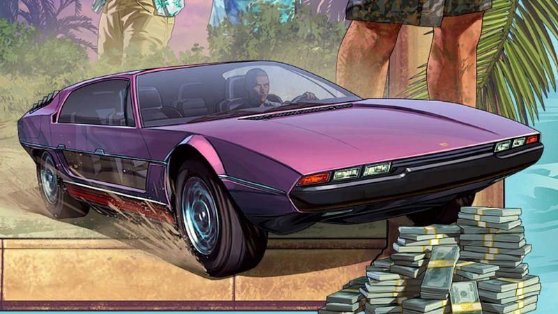The Toreador excellent car that