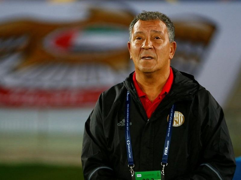 Henk ten Cate talked with the media ahead of the FC Goa clash in the ACL (Image: JFC)