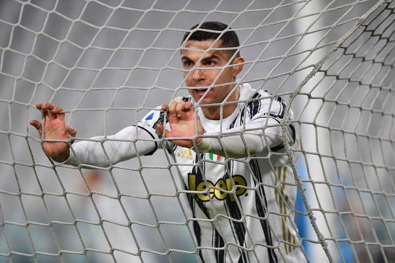 Cristiano Ronaldo missed a sitter.