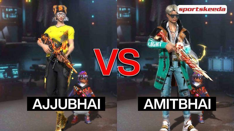 Ajjubhai vs Amitbhai