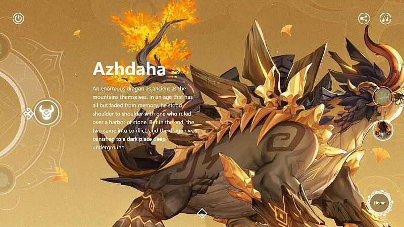 Azhdaha is (image via Genshin Impact)