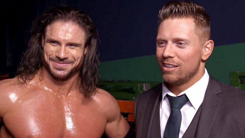 The Miz & John Morrison in WWE