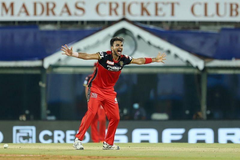 RCB pacer Harshal Patel