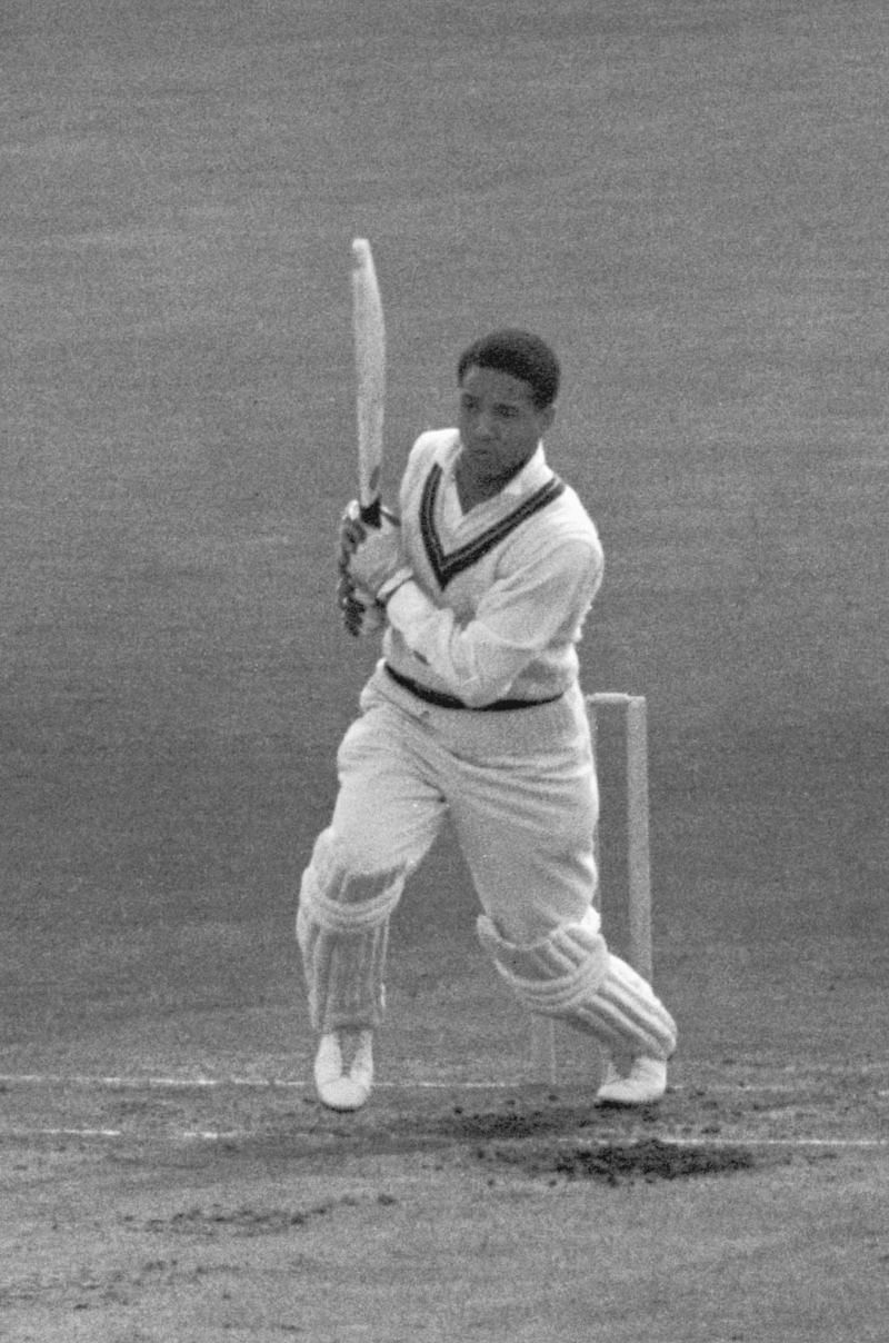 Garfield Sobers - One of the greatest cricketers to have played the sport.