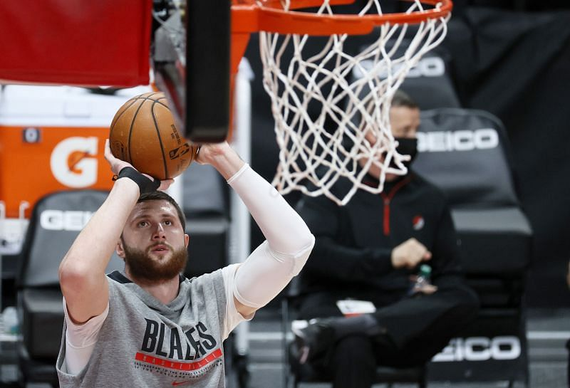 Jusuf Nurkic is listed as probable for this game