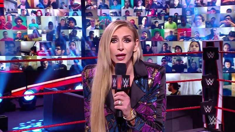 Charlotte Flair had an eventful Monday Night RAW