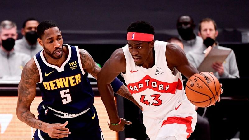 The Raptors blew out the Nuggets in the previous outing between the two sides [Image: NBA.com]