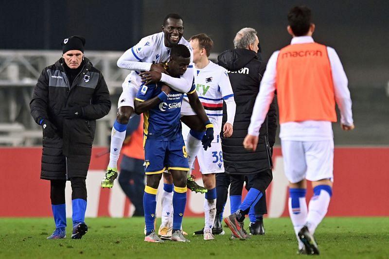 Sampdoria vs Verona: Prediction, Lineups, Team News, Betting Tips & Match Previews