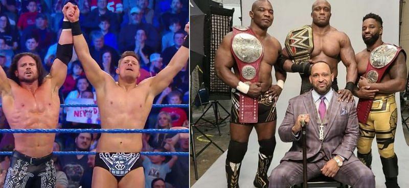 WWE Raw का हिस्सा हैं 40 वर्ष से अधिक उम्र के 10 रेसलर्स
