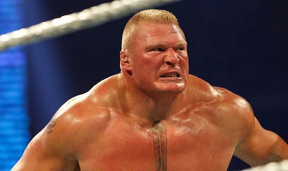 Was Brock Lesnar a selfish wrestler?