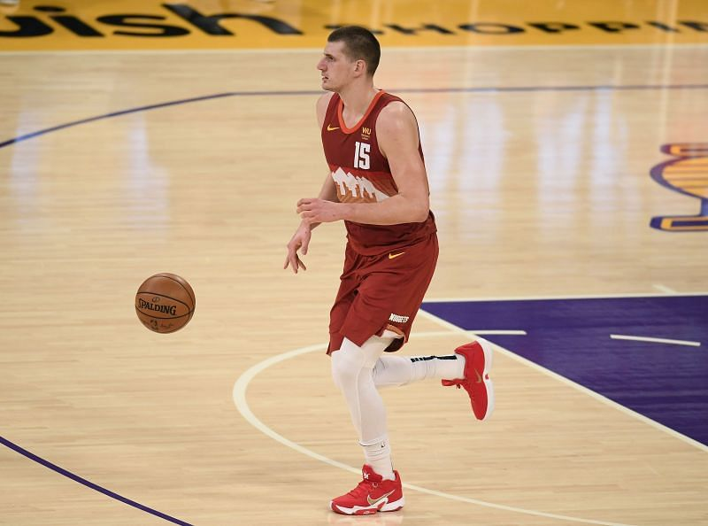 Nikola Jokic has led the Denver Nuggets to a top four seed in the West