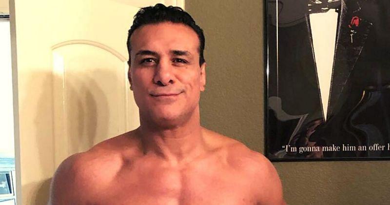 Alberto Del Rio.