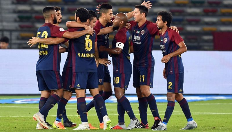 Al-Wahda entered the group stage after getting the better of Al Zawraa in the ACL qualifiers.