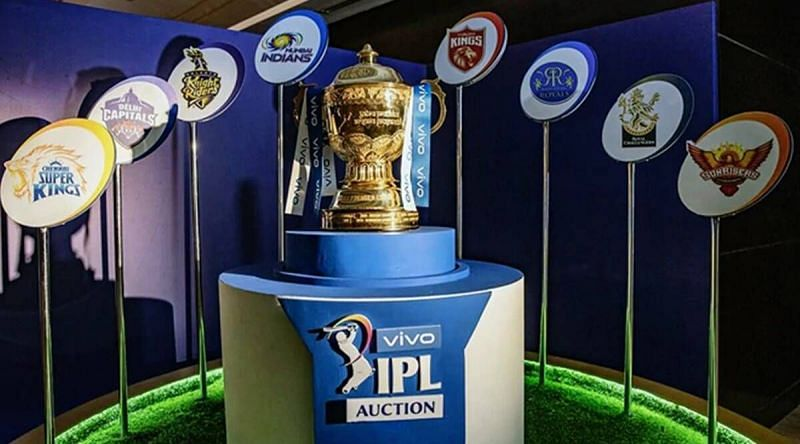 The 8 teams in IPL 2021