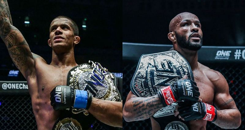 One on TNT 1 will be headlined by the title fight between reigning One FC champion Adriano Moraes and UFC great Demetrious Johnson