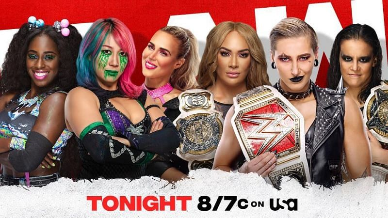 What should the WWE Universe expect tonight on RAW?