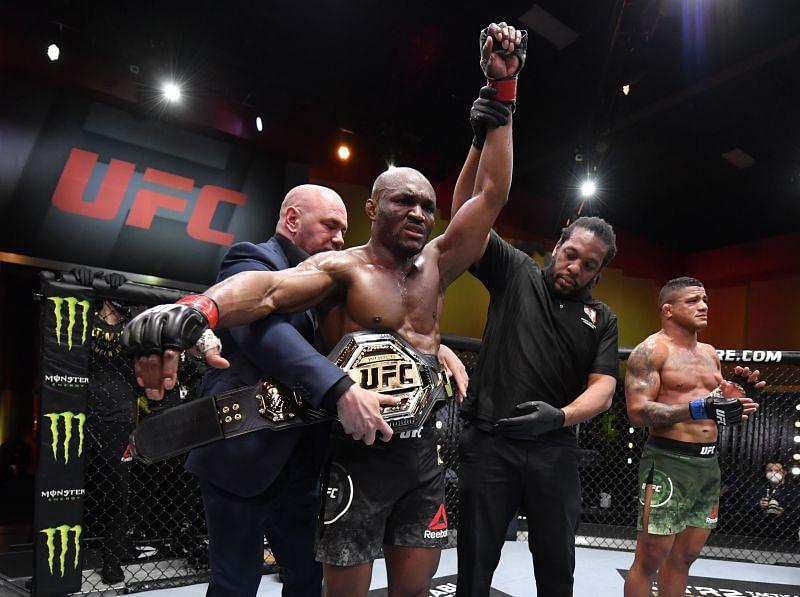UFC 258: Kamaru Usman vs. Gilbert Burns