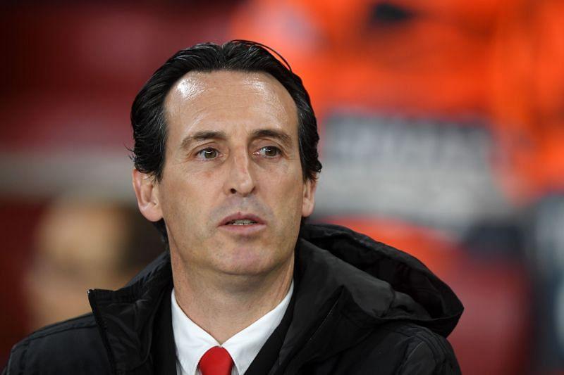 Unai Emery could return to haunt Arsenal in the UEFA Europa League