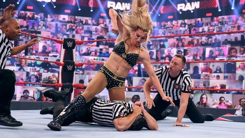 How did WWE RAW