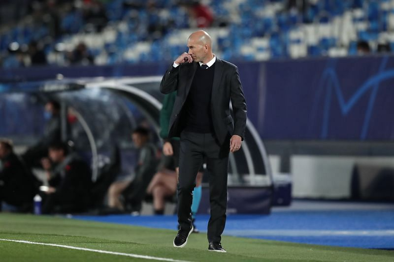Zidane has a huge week ahead of him