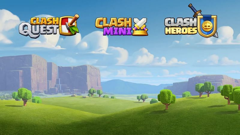 Supercell announces three new Clash titles in development