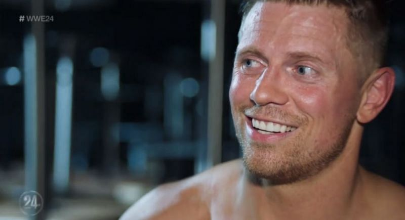 The Miz has also appeared in movies and television shows