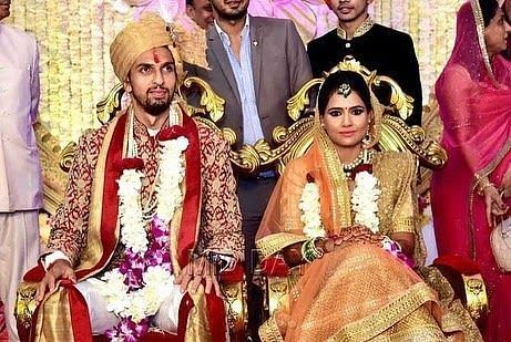 Ishant Sharma's Marriage