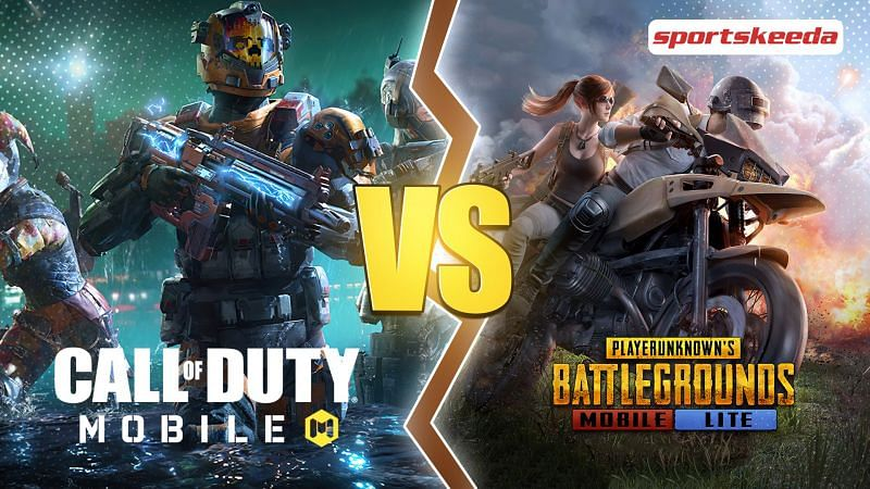 PUBG Mobile Lite and COD Mobile are two of the most famous mobile games in the world