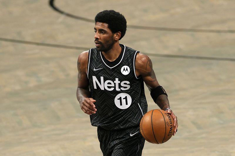 Brooklyn Nets floor general Kyrie Irving