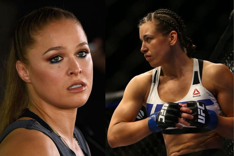 Who would win if Miesha Tate vs Ronda Rousey takes place?