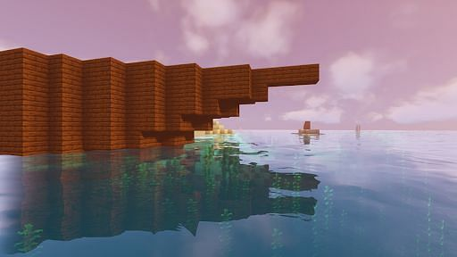 Shaping in Minecraft