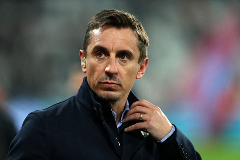 Gary Neville is one of many big-name players who failed as a manager.