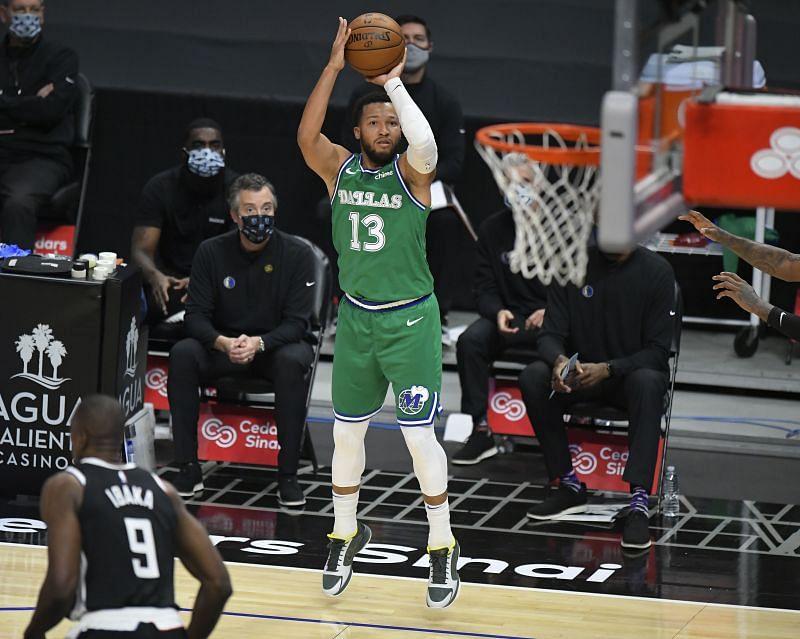 Dallas Mavericks point guard Jalen Brunson.